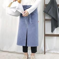 유노야 앞트임 허리앞치마