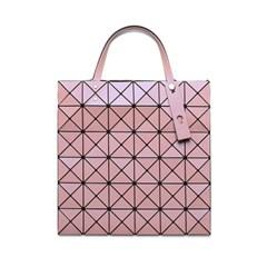 바오바오 LUCENT METALLIC Pink 루센트 메탈릭 토트백_(1434717)