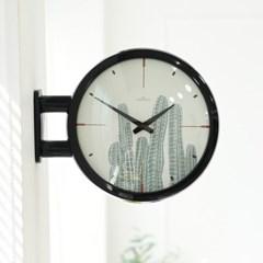 Morden Double Clock Cactus(BK)_(1942780)