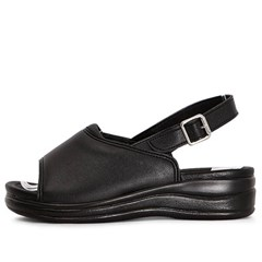 kami et muse Comfort middle wedge sandals_KM20s149