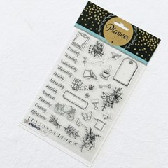 Planner Journal Clear Stamp 5