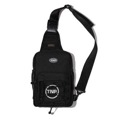 T205ABAU13_CIRCLE LOGO SLING BAG