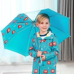 [BAY-B] 아동 드리밍 입체 우산 런던버스