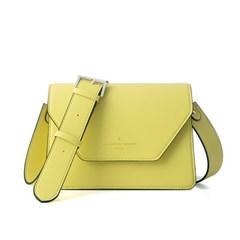 clover cross bag (lemon) - D1006LM