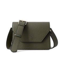 clover cross bag (khaki) - D1006NKH