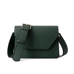 clover cross bag (bluegreen) - D1006BG
