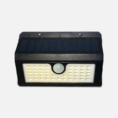 LED 태양광 벽등 CB-WB54 모션센서내장 3단모드_(1863029)