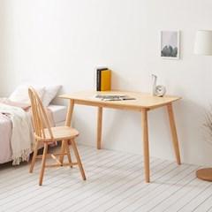 가구데코 스위트 내추럴 1280 테이블+의자 1개 NE0131