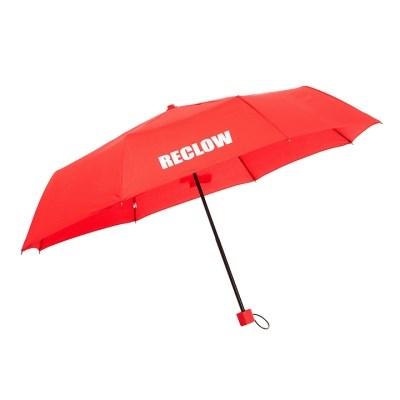 RECLOW 수동 3단우산 RED