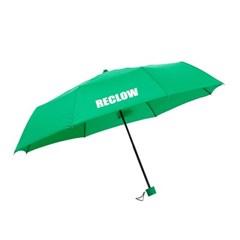 RECLOW 수동 3단우산 GREEN