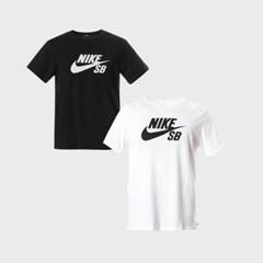 나이키 SB로고 반팔 티셔츠 2종/화이트/블랙/ AR4209_(1366911)