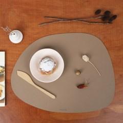 아날로그 가죽 테이블 식탁매트 5종 주말특가