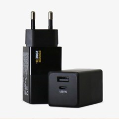 [파워존] USB PD충전기 45W 퀵차지 고속충전 멀티 C타입_(1032342)