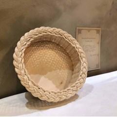 DIY 라탄 자작나무합판 바구니 만들기