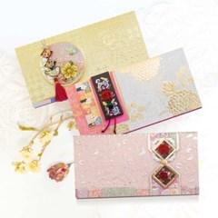 꽃망울조각보봉투 FB225-456