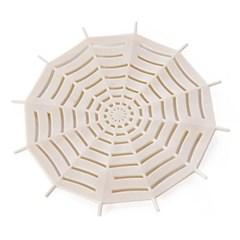 흡착 거미줄 배수구 거름망 1개(색상랜덤)