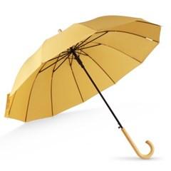 까르벵 12살대 네이처 우드 자동 장우산