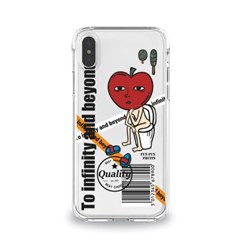 Barcode apple 바코드 사과 [투명젤리]