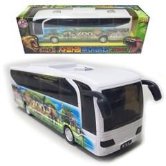 동물 사파리 투어버스