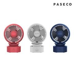 파세코 탁상용 미니선풍기 PTF-AB9030 1+1 [수량2개/색상랜덤발송]