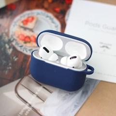 에어팟프로 철가루방지 스티커6P 케이스 실리콘 키링
