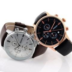 남성시계 남자시계 가죽시계 손목시계 ME-2011M_(1338238)