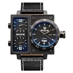 남성시계 남자시계 가죽시계 손목시계 SK-9422A_(1338205)