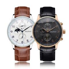 피닉스 남성시계 남자시계 가죽시계 손목시계 DA-3A61_(1338183)