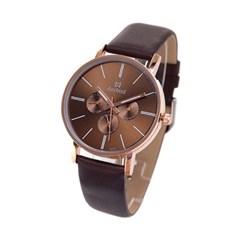 가죽시계 남성시계 남자시계 손목시계 DA-3977B_(1338180)