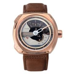 가죽시계 남성시계 남자시계 손목시계 SP-9056A_(1338172)