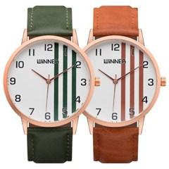 남성시계 남자시계 가죽시계 손목시계 WO-4004A_(1338162)