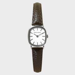 [MARCO SIENA] 마르코시에나 여성시계 MS0501SB 가죽밴드 손목시계
