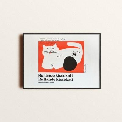 롤링캣 리소 포스터 (A3)