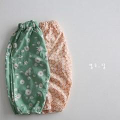 열)꽃동산 아동 9부바지