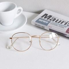 가벼운 동그라미 메탈 안경 ac-9116c_(1164825)