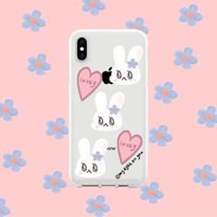 Heart lovey_jelly 핸드폰젤리케이스/아이폰케이스/갤럭시케이스