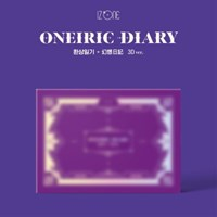 3D Ver/아이즈원 - 미니 앨범 3집 [Oneiric Diary]