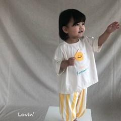 러)썸머 아동 티셔츠