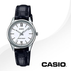 CASIO 카시오 LTP-V005L-7B2 여성시계 가죽밴드 손목시계