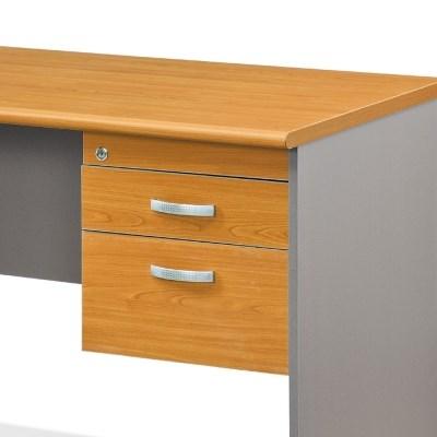 책상부착통 서랍장 2단서랍 책상서랍 CRT책상부착통