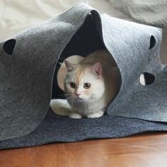 숨숨매트 고양이 다용도 놀이터 장난감