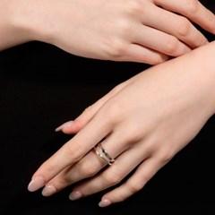 (최강희,박정아,솔라,박신혜,전효성,윤소이착용) Mobius Strip Ring