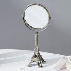 마켓비 DAILY X3 양면 탁상거울 에펠탑형_(104224902)