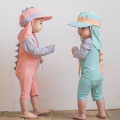 뿔공룡 유아 플랩캡(0-10세) 204120_(902924657)