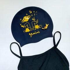 [풀부이클럽] Gemini 수영모자