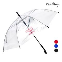 키스해링 퍼피 투명우산