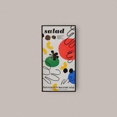샐러드 실크스크린 프레임 (300x600mm)