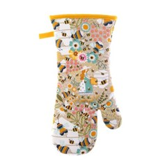 [울스터위버스] 꽃과벌 오븐장갑 주방장갑