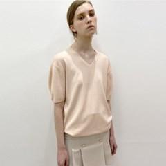 코쿤 핑크 캐시미어 니트 _ Cocoon Pink Cashmere Knit