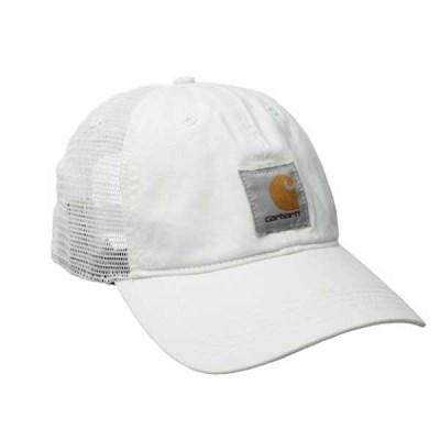 칼하트 캡모자 100286-100 WHITE_(1001005)